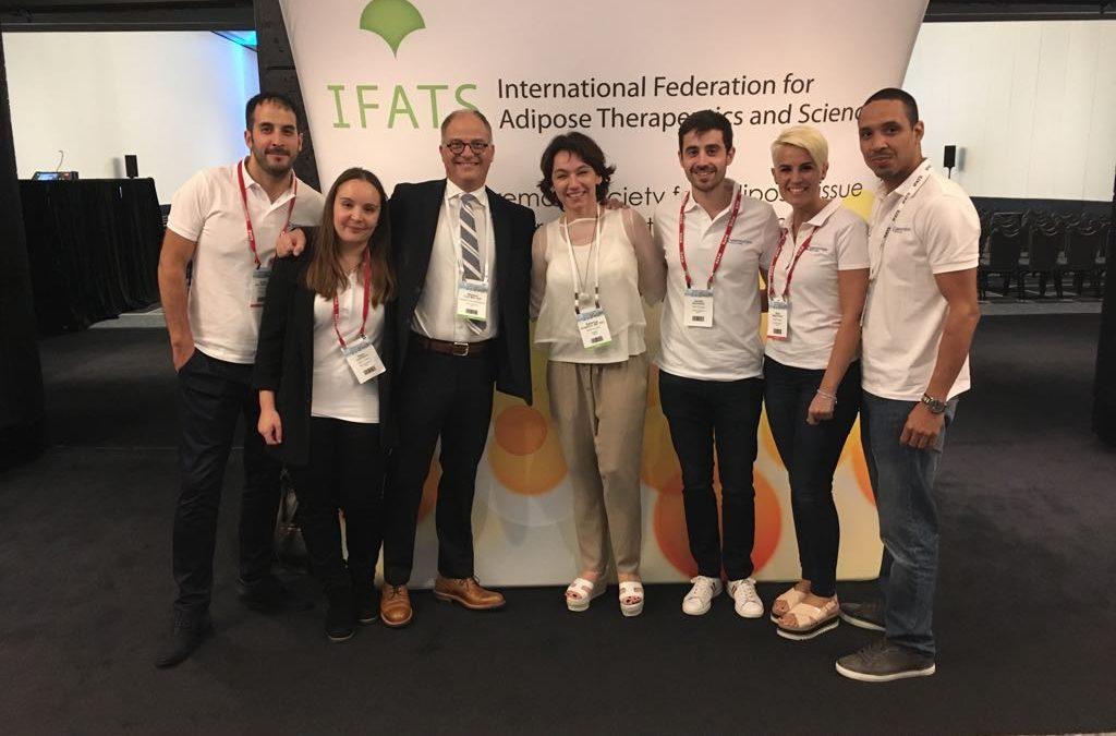 El equipo del Dr. Llull participa en el congreso IFATS en Miami
